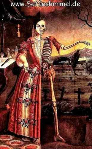 Darstellung des Todes