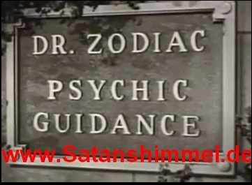 Hause vom Magier Dr. Zodiac, den der Zodiac-Killer als Vorbild nahm.