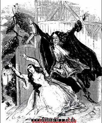 Graf Dracula ist der bekannteste Vampir der Literaturgeschichte.