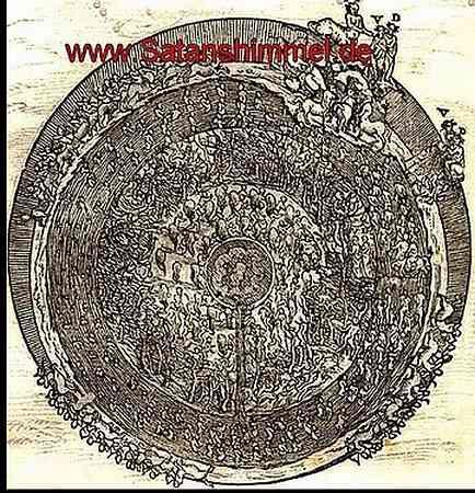 sieben Kreise der Hölle
