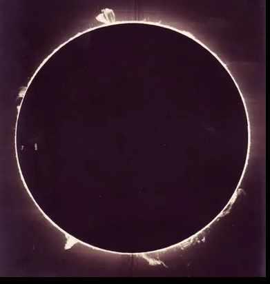 Sonnenfinsternis 1929: Mystische Bedeutung: alle Arten von Finsternissen sind günstig für Magie