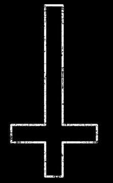 umgedrehtes Kreuz Bedeutung